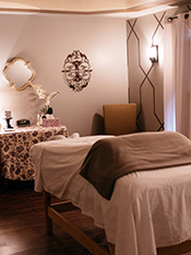 Get an appointment for a massage at Blake and Company Hair Spa.