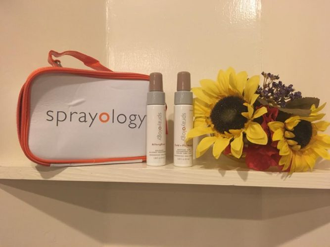 Sprayology at Blake and Co.
